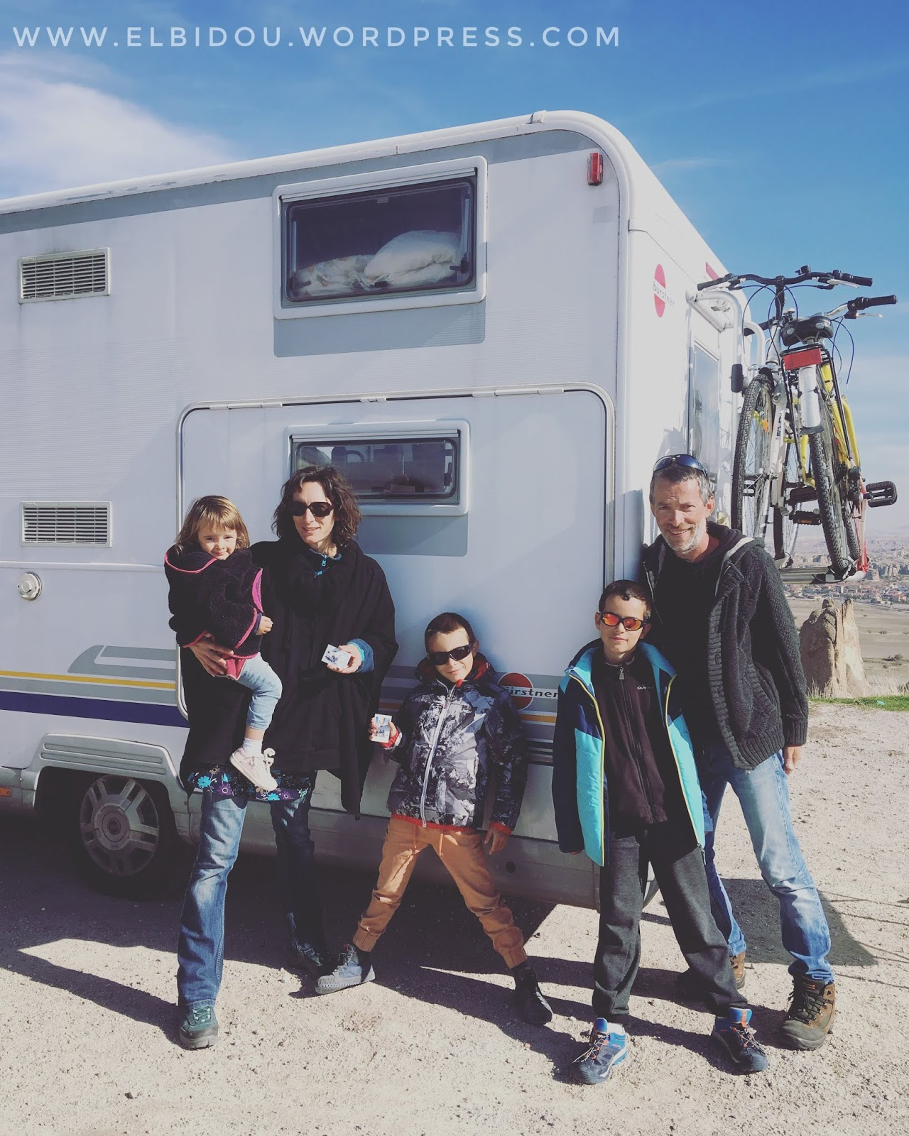 Famille ElBidou (FR), TR