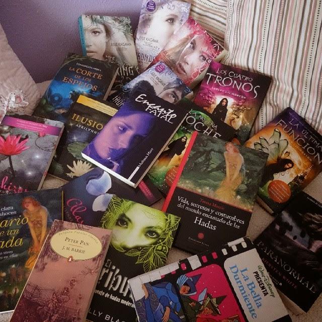 portadas libros de hadas