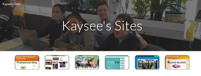 Kaysee's New Sites