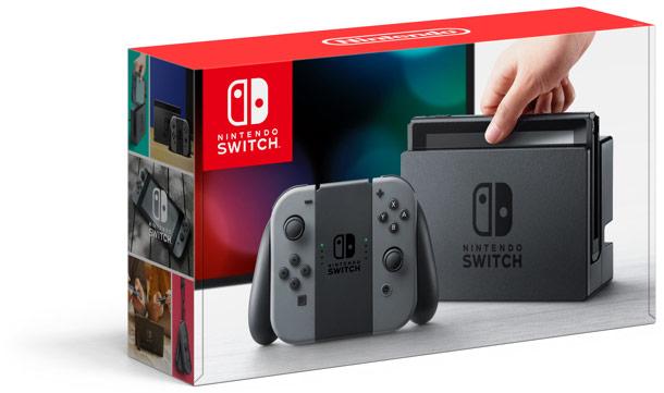 Nintendo Switch podría estar trabajando en un sistema de logros