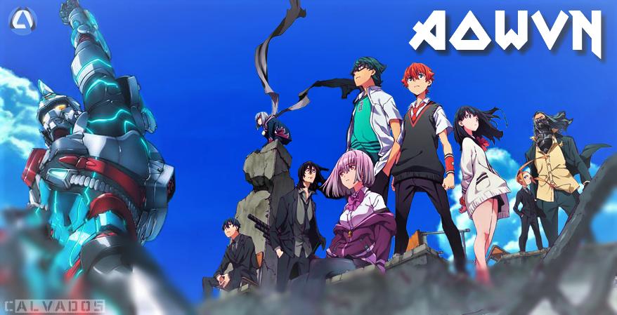 ssss g b - [ Anime 3gp Mp4 | Ep 1 ] SSSS.Gridman | Vietsub - Cực Hay