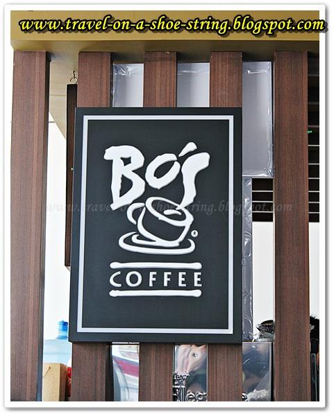 Bo's Coffee Bloggers, Bo's Coffee, Bo's Coffee Kiosk