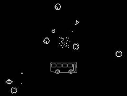 Slap The Penguin: Bus-sized asteroid on near miss course ...