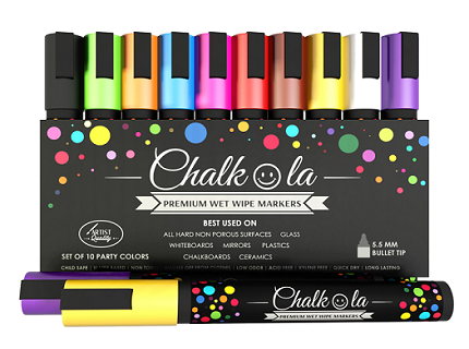 http://www.amazon.com/Chalk-Markers-Chalkboard-Window-Whiteboards/dp/B00PM473TK