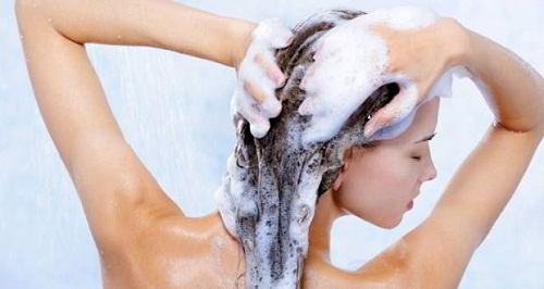 You've been washing your hair WRONG! Here's the correct way to wash your hair to prevent damage!