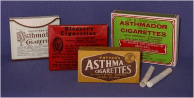 【stucky】烟和哮喘