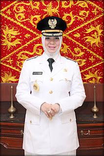 Illiza Sa'aduddin Djamal Wali Kota Banda Aceh