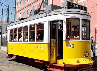 BLOG MEMÓRIA CARRIS: Elétrico 28, uma viagem a Lisboa