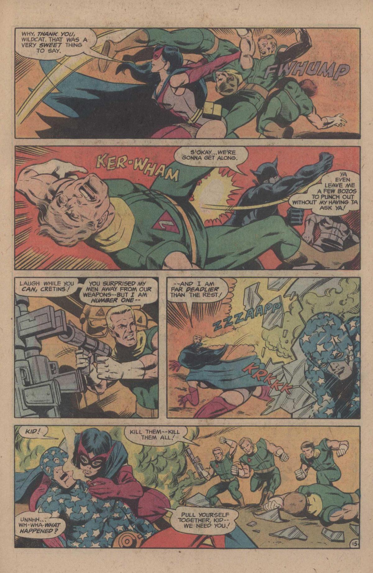 Read online All-Star Comics comic -  Issue #71 - 27