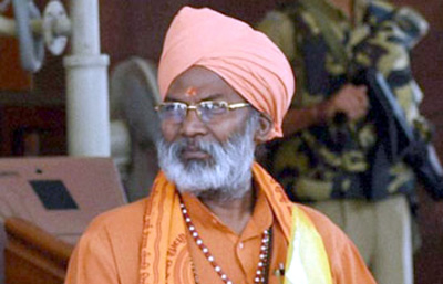 Case filed against MP Sakshi Maharaj