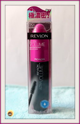 REVLON Ultra Volume Waterproof Mascara 051 Blackest Black: Review, photos & other details