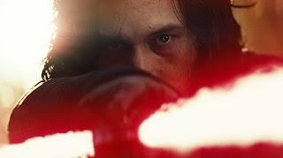 Adam Driver en Los últimos Jedi