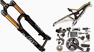 Panduan Marakit - rakit sepeda gunung mtb mountain bike downhill dh xc am