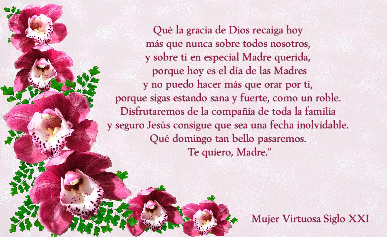 Mujer Virtuosa Siglo Xxi Frases Cristianas Para Día Madres