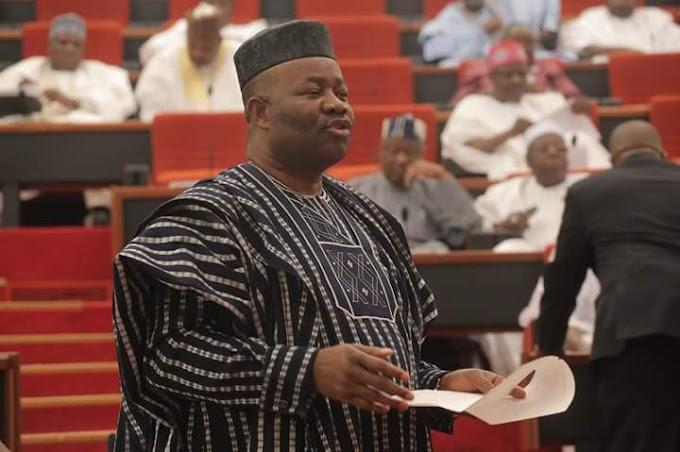 I have no regret joining APC – Senator Akpabio