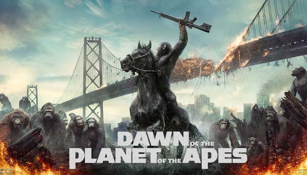 List Film Planet Apes dari Awal