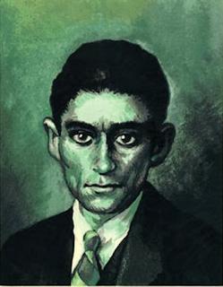 Portrait of Franz Kafka, by Robert Crumb