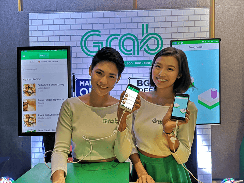 Grab Food and Grab Daily now official in PH