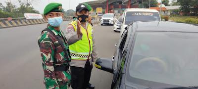 PPKM Darurat Banten Hari Ke Sepuluh: 3.659 Kendaraan Diputarbalikkan