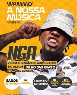 Nga - Filho das Ruas 2 Download Music 2018