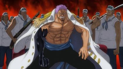 ฮาคิเกราะของเซ็ตโต้ @ One Piece