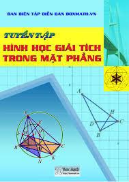 Tuyển tập hình học giải tích trong mặt phẳng - Nhiều Tác Giả