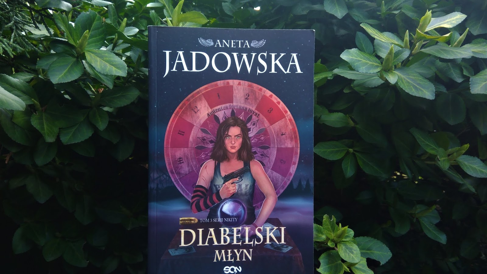 """Diabelski Młyn"" Aneta Jadowska #74 FINAŁ SERII"