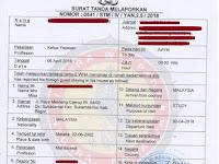 Contoh Surat Permohonan STM Dari POLRES