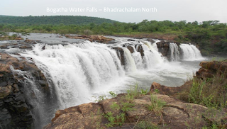 Bogatha Waterfalls