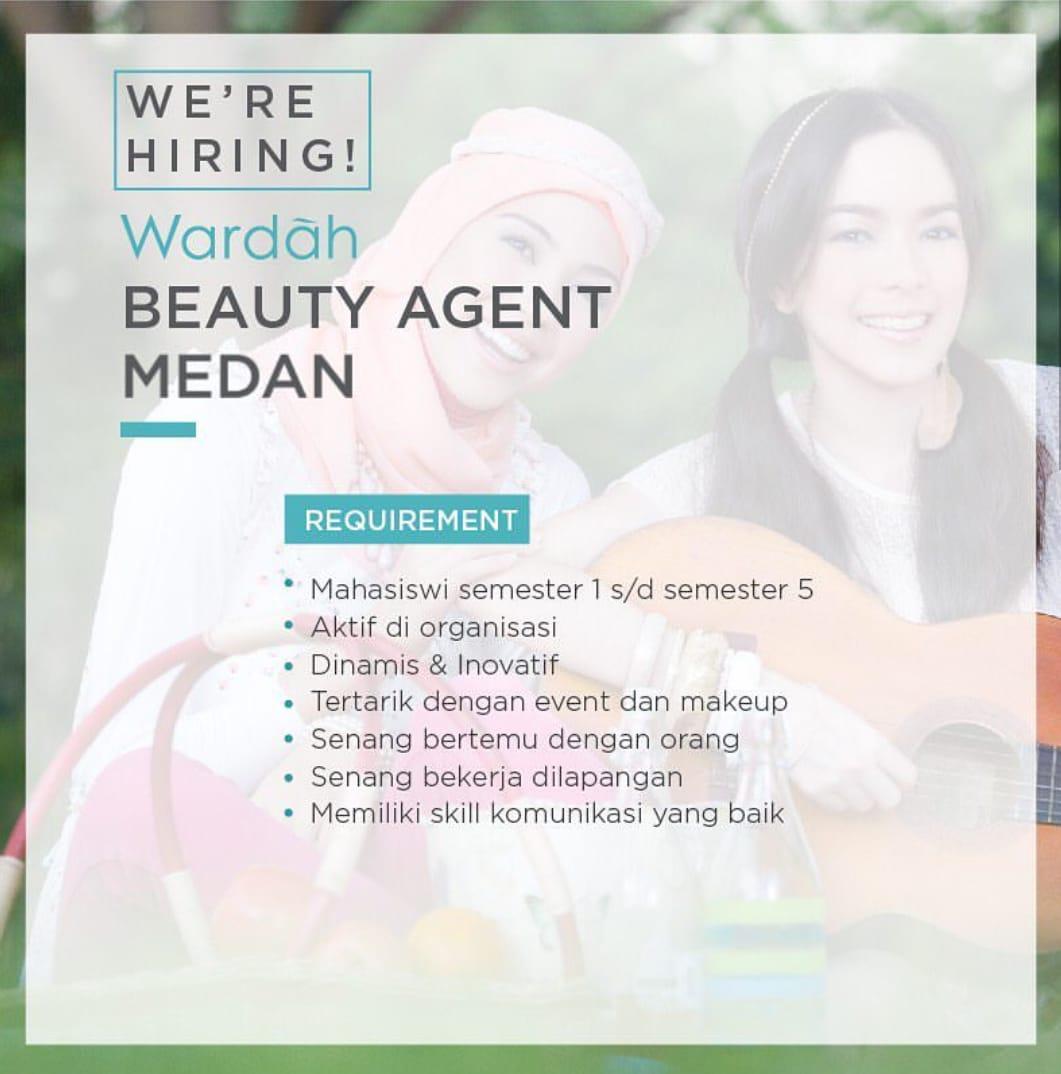 Lowongan Kerja Medan Beauty Agent Medan