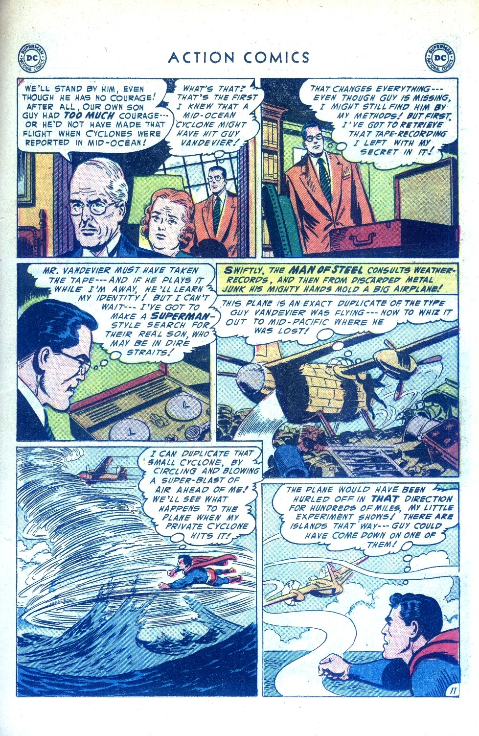 Read online Action Comics (1938) comic -  Issue #189 - 13
