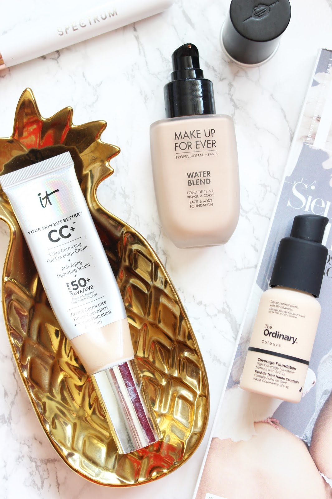Three Everyday Foundations