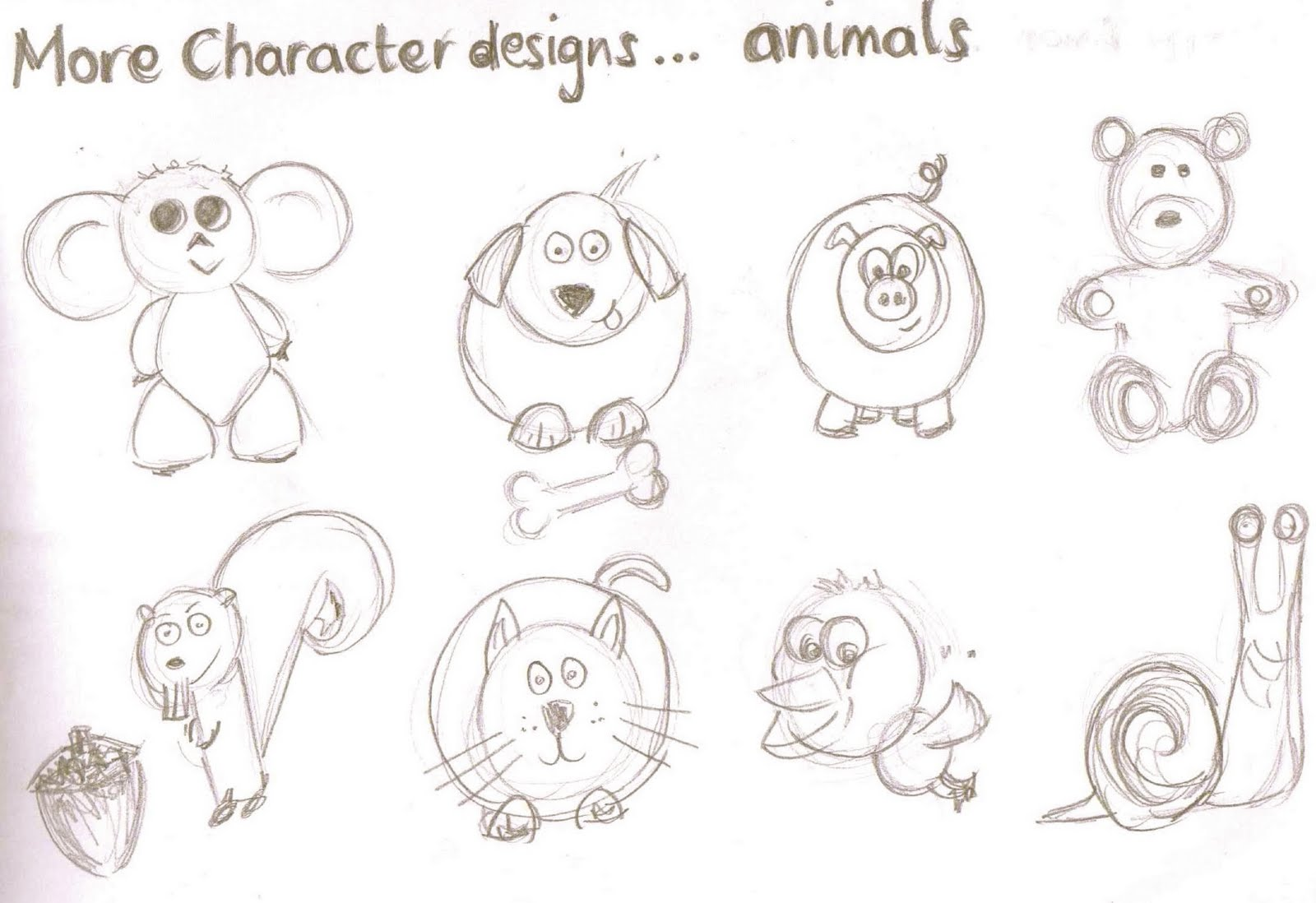 Emily Roche: More characters..
