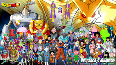 Dragon Ball Super Manga Servidor: Mega/Mediafire