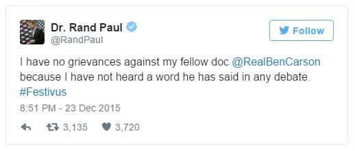 DR. Rand Paul