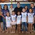 Dr. Erivelto entrega fardamento escolar em Bocaina