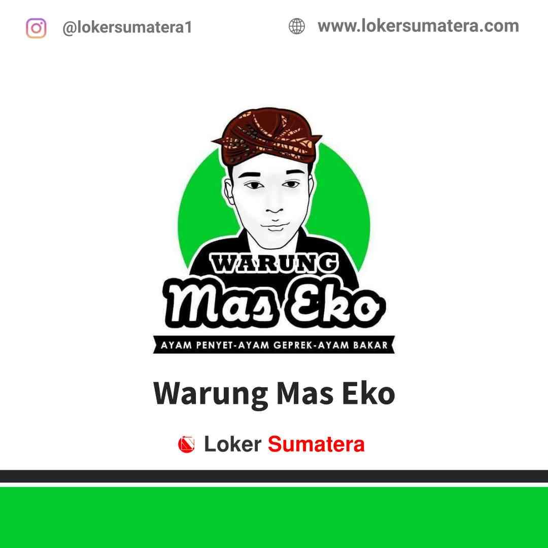 Lowongan Kerja Medan, Warung Mas Eko Juli 2021