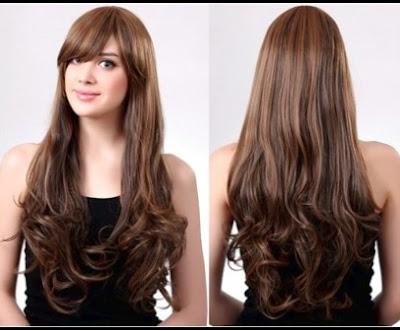 Rambut Panjang Glamor