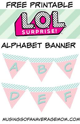 L.O.L. Surprise banner