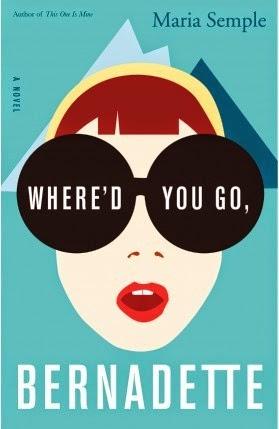 Cover of Where'd You Go, Bernadette
