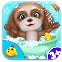 pet care salon game