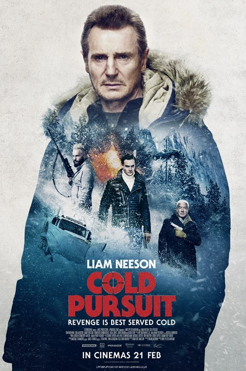 Review Filem Cold Pursuit