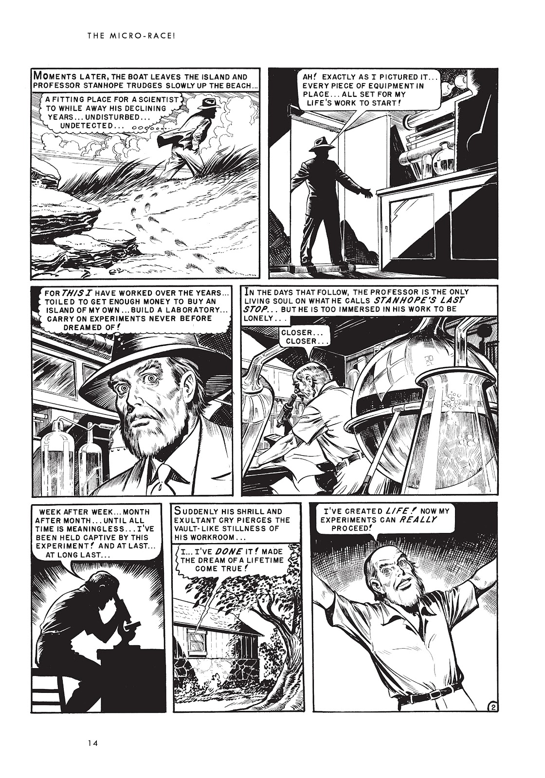 Read online The Martian Monster and Other Stories comic -  Issue # TPB (Part 1) - 29