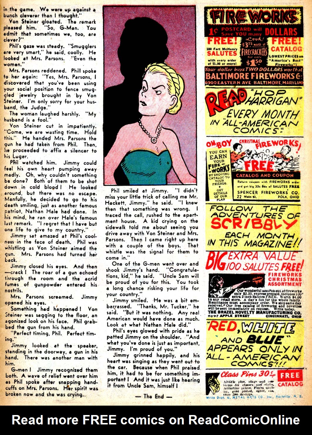Read online All-American Comics (1939) comic -  Issue #9 - 47