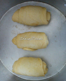 Cinnamon Roll alias Roti Gulung Kayu Manis  tehninit