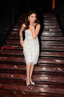 Bollywood Actress Model Urvashi Rautela Stills at Her 23rd Birthday Celebrations In Mumbai  0007.jpg
