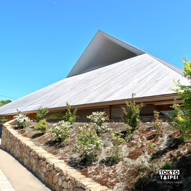 【直島Hall】導入陽光與微風 建築大師設計的活動中心