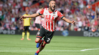Nathan Redmond, Southampton vs Watford