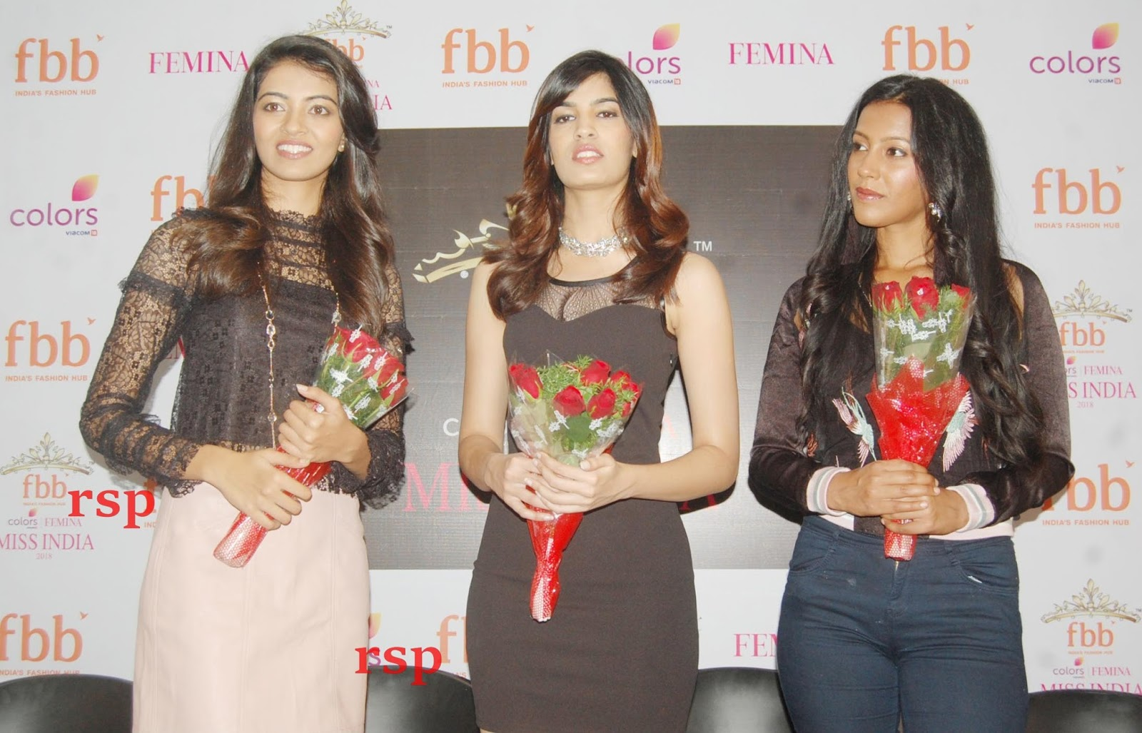 453dcb2a4af Andhra Pradesh scouts its top 3 girls at the fbb Colors Femina Miss India  2018 - rspnetwork.in