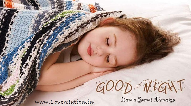 Good Night Sweet Dreams Sms